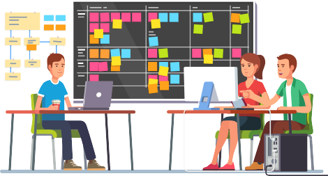 scrum-task-board-story-videos