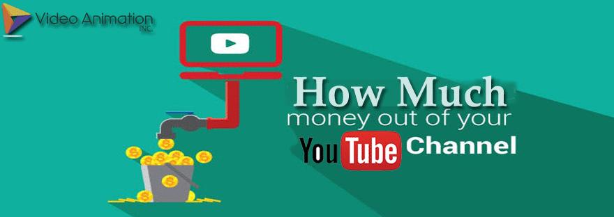 eart money from youtube monetization