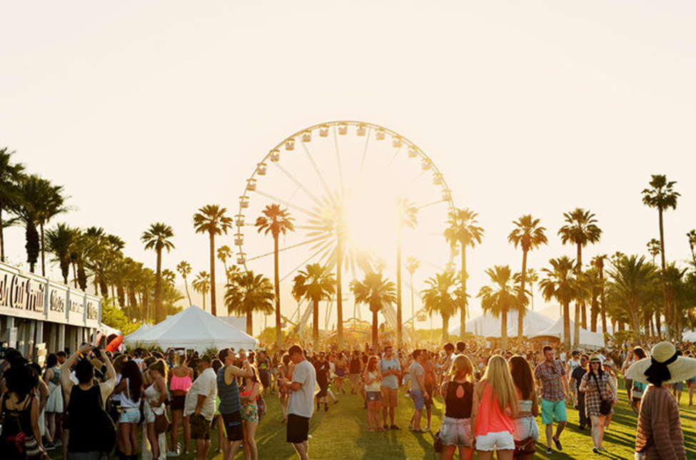 Buy Coachella Music Festival 2018 Vip Ticket Online in Cheap