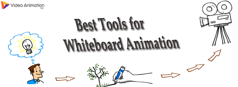 whiteboard animation tools and presentations