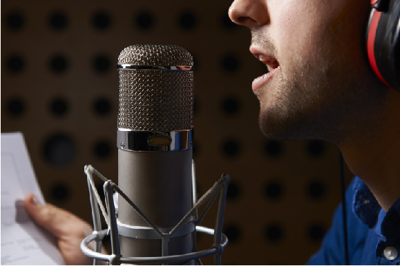 voice script
