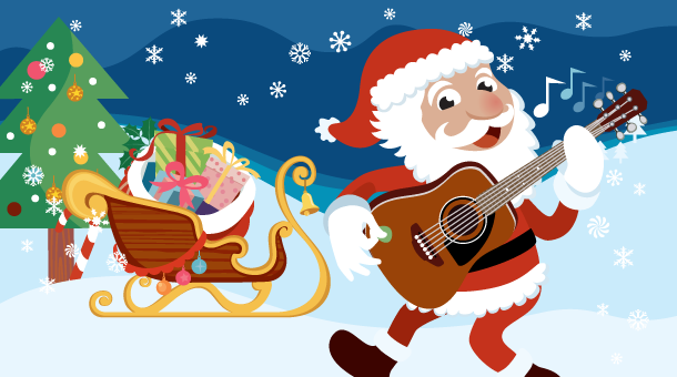 15 christmas animated ecards