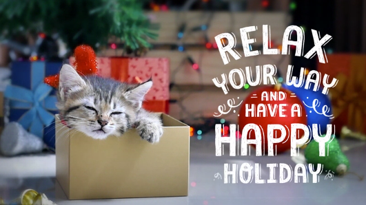 Relax & Have a Happy Holiday