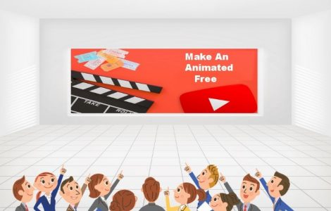 How To Make An Animated Video For YouTube For Free