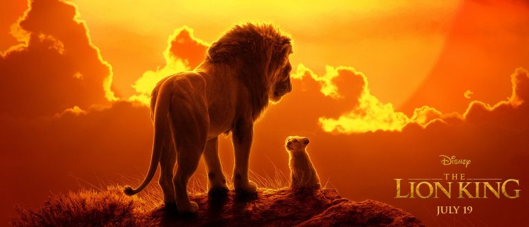 The Lion King Animation 2019